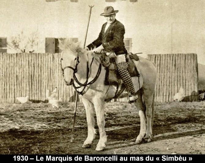 Marquis de Baroncelli